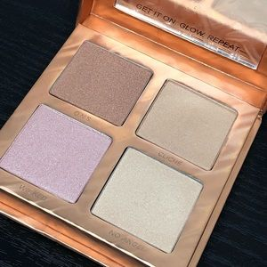 Highlighter Urban Decay palette
